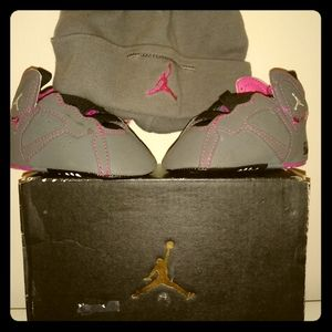 Other - Jordan Retro 7 Infant Gift Pack